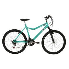 Bicicleta Mormaii 21 Marchas Aro 26 Freio V-Brake Jaws Quadro Curvo