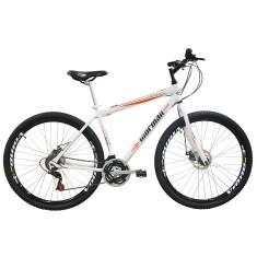 Bicicleta Mormaii 21 Marchas Aro 29 Freio a Disco Mecânico Jaws