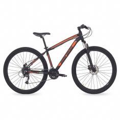 Bicicleta Mormaii 24 Marchas Aro 29 Suspensão Dianteira Freio a Disco Mecânico Venice 2.0