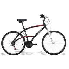 Bicicleta Mountain Bike Caloi 21 Marchas Aro 26 Suspensão Dianteira Freio V-Brake 100 Sport 2016