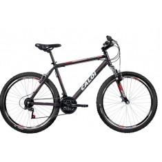 Bicicleta Mountain Bike Caloi 21 Marchas Aro 26 Suspensão Dianteira Freio V-Brake Aluminum Sport 2018