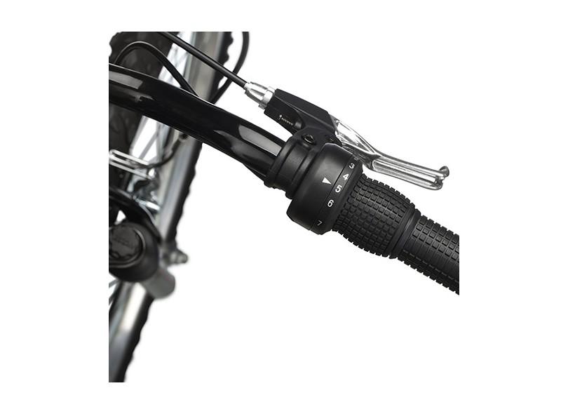 Bicicleta Mountain Bike Caloi Aro 26 21 Marchas Suspensão Dianteira  Aluminum Sport f37e0437a91b2