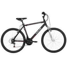 Bicicleta Mountain Bike Caloi 21 Marchas Aro 26 Suspensão Dianteira Freio V-Brake Aluminum Sport