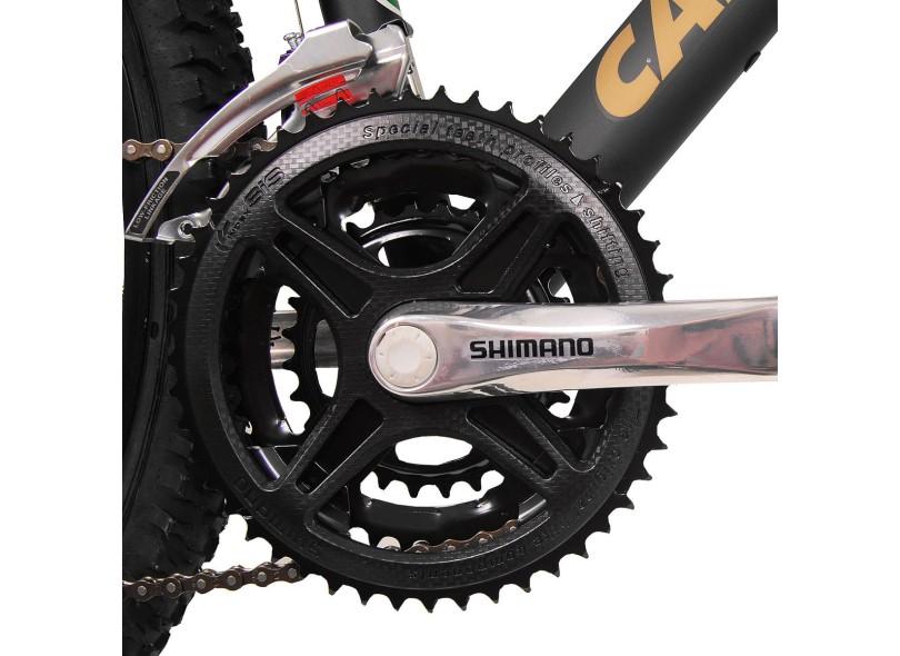 Bicicleta Mountain Bike Caloi Aro 26 21 Marchas Suspensão Dianteira T-Type 295944e4cb4e4