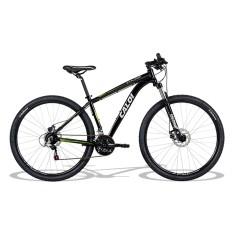 Bicicleta Mountain Bike Caloi 21 Marchas Aro 29 Suspensão Dianteira Explorer 2016