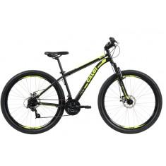 Bicicleta Mountain Bike Caloi 21 Marchas Aro 29 Suspensão Dianteira Freio a Disco Mecânico Velox
