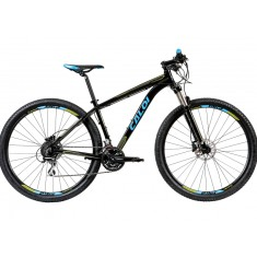 528cf1a53 Bicicleta Mountain Bike Caloi 24 Marchas Aro 29 Suspensão Dianteira Freio a  Disco Atacama 2018
