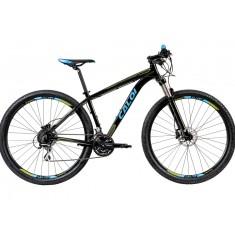 Bicicleta Mountain Bike Caloi 24 Marchas Aro 29 Suspensão Dianteira Freio a Disco Hidráulico Atacama 2018