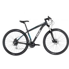 Bicicleta Mountain Bike Caloi 24 Marchas Aro 29 Suspensão Dianteira Freio a Disco Mecânico Explorer 20 2016