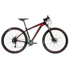 Bicicleta Mountain Bike Caloi 27 Marchas Aro 29 Suspensão Dianteira Freio a Disco Hidráulico Explorer Expert 2018