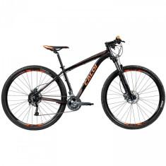 Bicicleta Mountain Bike Caloi 27 Marchas Aro 29 Suspensão Dianteira Freio a Disco Hidráulico Moab 2018
