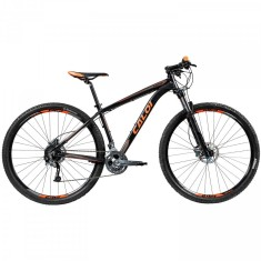 Bicicleta Mountain Bike Caloi 27 Marchas Aro 29 Suspensão Dianteira Freio Disco Hidráulico Moab 2018