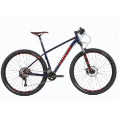 Bicicleta Mountain Bike Caloi Elite 3 Marchas Aro 29 2019