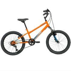 Bicicleta Mountain Bike Caloi Lazer Aro 20 Freio V-Brake Snap