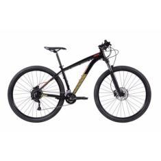 Bicicleta Mountain Bike Caloi Mountain 18 Marchas Aro 29 Suspensão Dianteira Moab