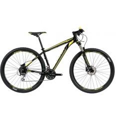 Bicicleta Mountain Bike Caloi MTB 24 Marchas Aro 29 Suspensão Dianteira Freio a Disco Hidráulico Explorer Comp 2018