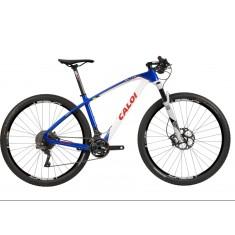 f8402104a Bicicleta Mountain Bike Caloi Team Elite 22 Marchas Aro 29 Suspensão  Dianteira Freio a Disco ELITE CARBON TEAM - 2017