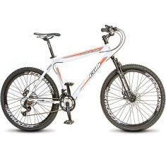 Bicicleta Mountain Bike Colli Bikes 21 Marchas Aro 26 Suspensão Dianteira Freio a Disco Mecânico Force One