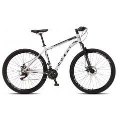 Bicicleta Mountain Bike Colli Bikes 21 Marchas Aro 29 Suspensão Dianteira Freio a Disco Mecânico Athena