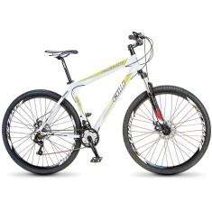 Bicicleta Mountain Bike Colli Bikes 21 Marchas Aro 29 Suspensão Dianteira Freio a Disco Mecânico Force One