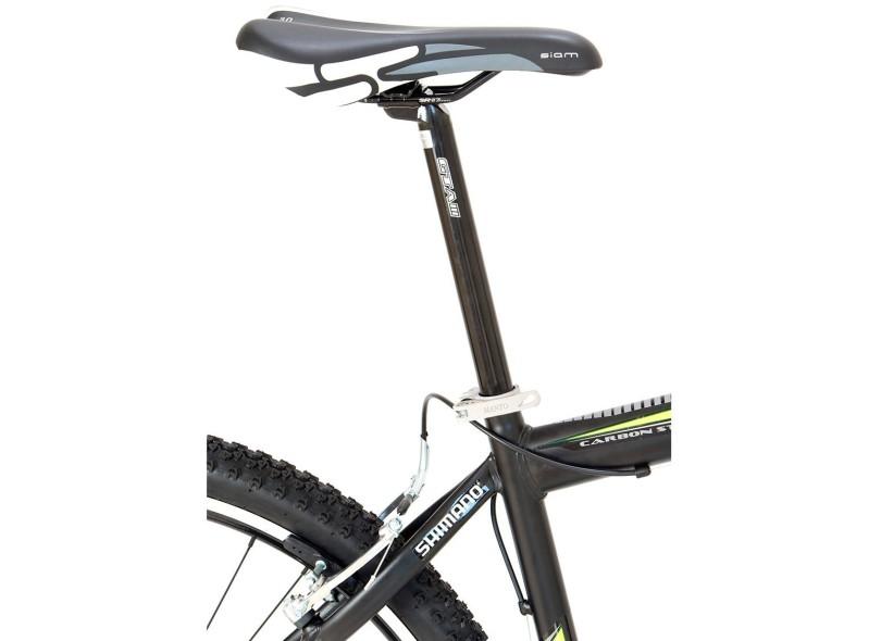 e672ccab7 Bicicleta Mountain Bike Colli Bikes Aro 29 21 Marchas Suspensão Dianteira  Force One