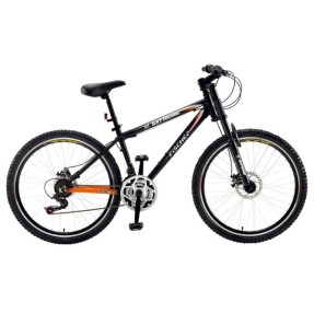 Bicicleta Mountain Bike Fischer 21 Marchas Aro 26 Suspensão Dianteira Freio a Disco Mecânico Extreme
