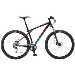 Bicicleta Mountain Bike GT 27 Marchas Aro 29 Suspensão Dianteira Freio a Disco Hidráulico Karakoram Comp