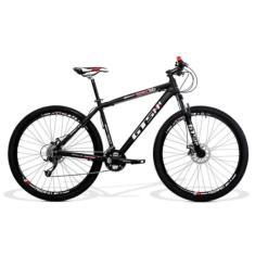 Bicicleta Mountain Bike GTS Mountain 27 Marchas Aro 29 Suspensão Dianteira GTSM1