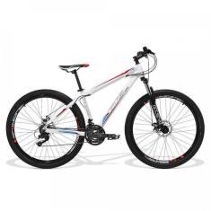 Bicicleta Mountain Bike GTSM1 21 Marchas Aro 29 Suspensão Dianteira Freio a Disco Mecânico Taurus