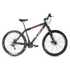 Bicicleta Mountain Bike GTSM1 24 Marchas Aro 29 Suspensão Dianteira Freio a Disco Mecânico Advanced 1.0