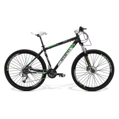 Bicicleta Mountain Bike GTSM1 27 Marchas Aro 29 Suspensão Dianteira Freio a Disco Hidráulico New Expert 2.0