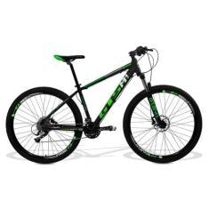 Bicicleta Mountain Bike GTSM1 30 Marchas Aro 29 Suspensão Dianteira Freio a Disco Hidráulico GTS M1 Dynamic STI10