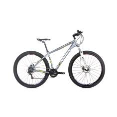 Bicicleta Mountain Bike Houston 21 Marchas Aro 29 Suspensão Dianteira Freio a Disco Mecânico HT60