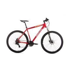 Bicicleta Mountain Bike Houston 24 Marchas Aro 29 Suspensão Dianteira Freio a Disco HT90
