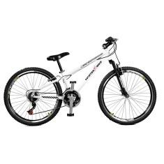 Bicicleta Mountain Bike Master Bike 21 Marchas Aro 26 Suspensão Dianteira Freio V-Brake Free Rider