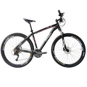 Bicicleta Mountain Bike Mazza Bikes 21 Marchas Aro 29 Suspensão Dianteira Freio a Disco Mecânico Ninne