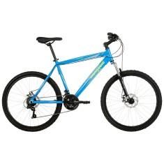Bicicleta Mountain Bike Mongoose 21 Marchas Aro 26 Suspensão Dianteira Freio Disco Mecânico X-Treme Comp