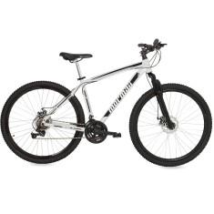 Bicicleta Mountain Bike Mormaii 21 Marchas Aro 29 Suspensão Dianteira Freio a Disco Mecânico Venice