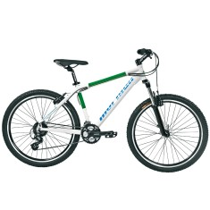 Bicicleta Mountain Bike Mormaii 24 Marchas Aro 26 Suspensão Dianteira Freio V-Brake Venice