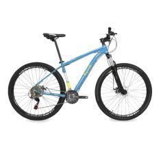 Bicicleta Mountain Bike Muvin 21 Marchas Aro 29 Suspensão Dianteira Freio a Disco Hidráulico Jackal