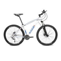 Bicicleta Mountain Bike Muvin 24 Marchas Aro 29 Suspensão Dianteira Freio a Disco Mecânico Coyote