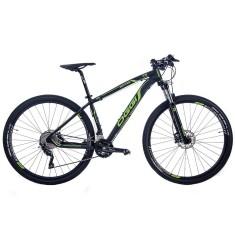 Bicicleta Mountain Bike Oggi 20 Marchas Aro 29 Suspensão Dianteira Freio Disco Hidráulico Big Wheel 7.3 2017