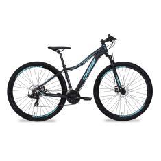 Bicicleta Mountain Bike Oggi 21 Marchas Aro 29 Suspensão Dianteira Freio a Disco Float Sport 2018