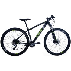 Bicicleta Mountain Bike Oggi 27 Marchas Aro 29 Suspensão Dianteira Big Wheel 7.1 2017
