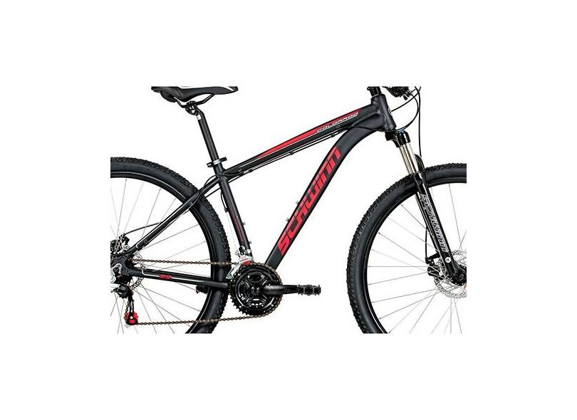 66076f148 Bicicleta Mountain Bike Schwinn Aro 29 21 Marchas Suspensão Dianteira  Colorado