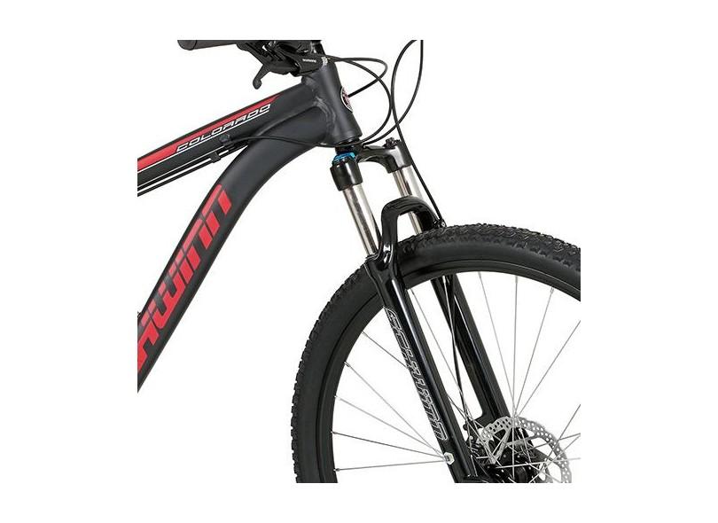 946ce8507 Bicicleta Mountain Bike Schwinn Aro 29 21 Marchas Suspensão Dianteira  Colorado