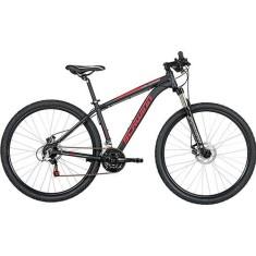 Bicicleta Mountain Bike Schwinn 21 Marchas Aro 29 Suspensão Dianteira Freio a Disco Mecânico Colorado