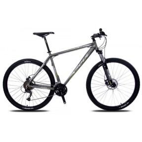 Bicicleta Mountain Bike Soul 27 Marchas Aro 29 Suspensão Dianteira SL 129
