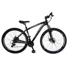 Bicicleta Mountain Bike South Bike 21 Marchas Aro 29 Suspensão Dianteira Freio Disco Mecânico Legend