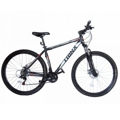 Bicicleta Mountain Bike Trinx 21 Marchas Aro 29 Suspensão Dianteira Freio a Disco Mecânico Obstale 2.0
